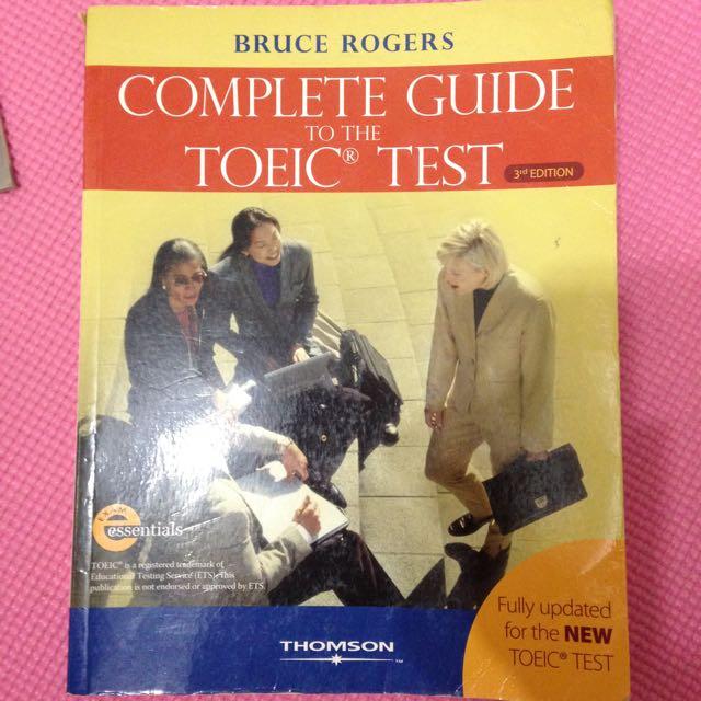 多益 Complete Guide To The Toeic Test