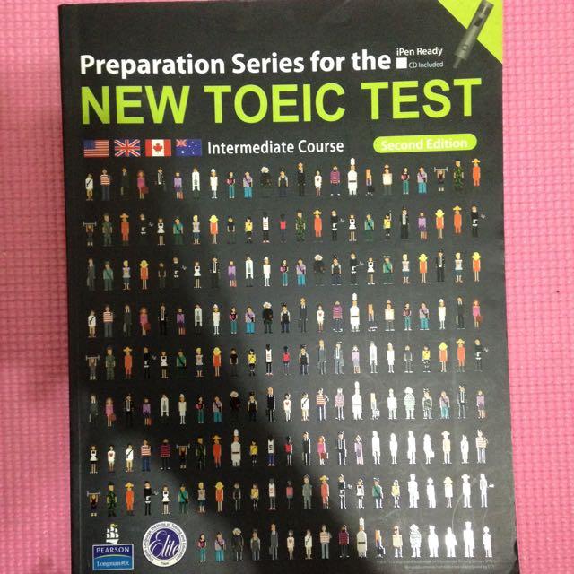 菁英 New Toeic Test - Intermediate Course