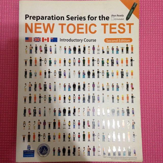 菁英 New Toeic Test - Introductory Course