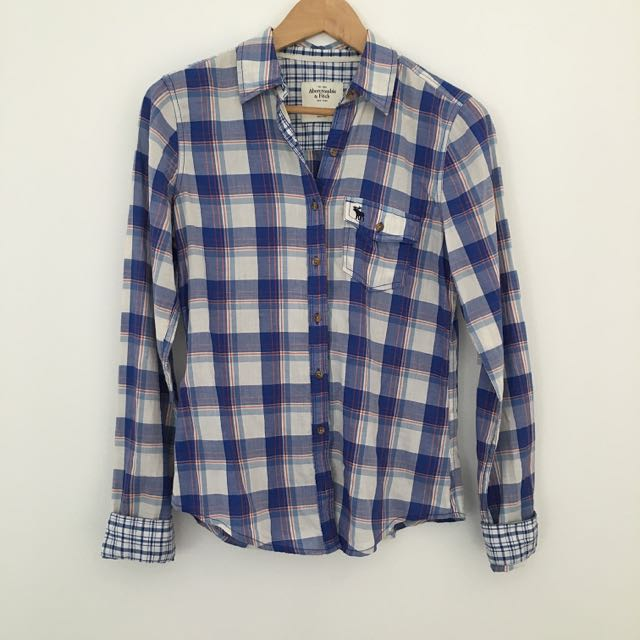 Abercrombie and Fitch Check Shirt