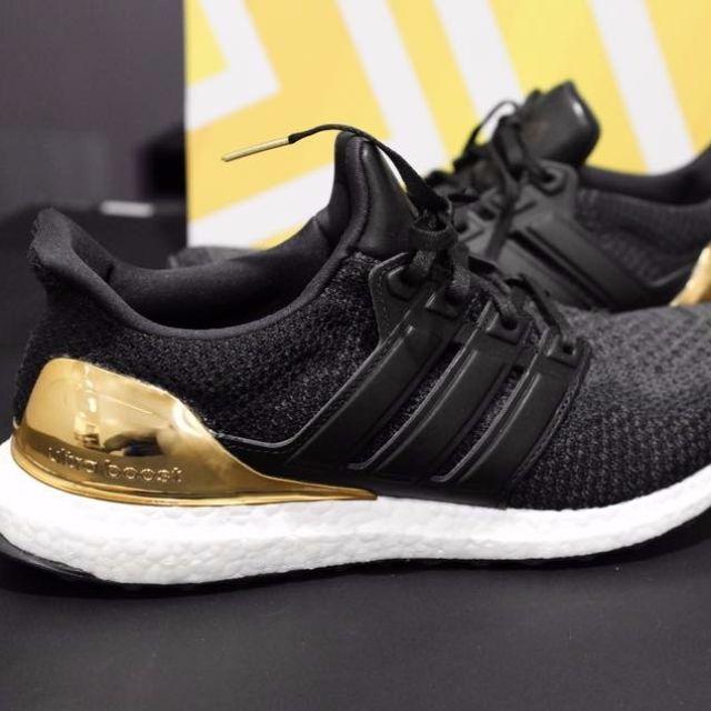 e35f38108f58c Adidas Ultra Boost LTD Olympic Gold US 8