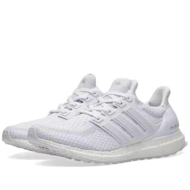 Adidas Ultraboost - Triple White 2.0
