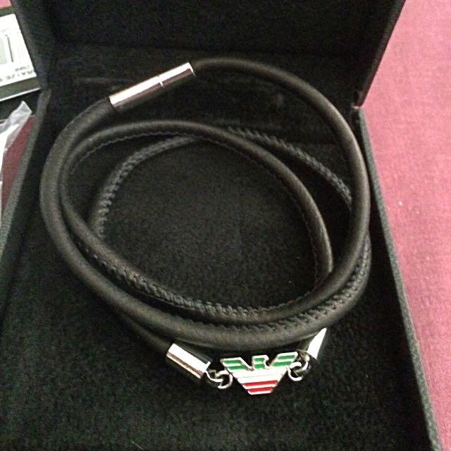 Armani Steel Bracelet