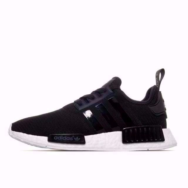 hot-selling authentic buy sale official price Authentic Adidas NMD R1 Wmns Core Black / Rose Gold Tab