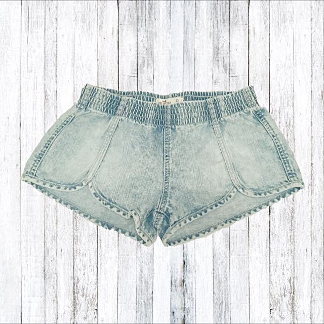 Beach Ready Hollister Denim Shorts