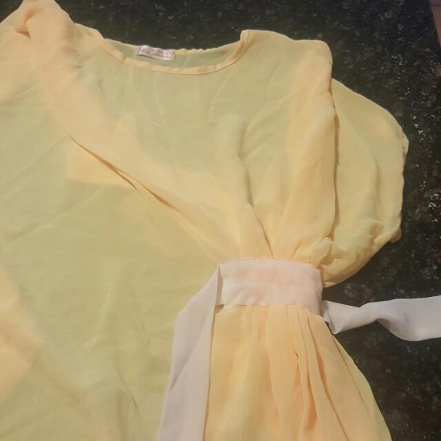 Blouse Brand New Never Been Used