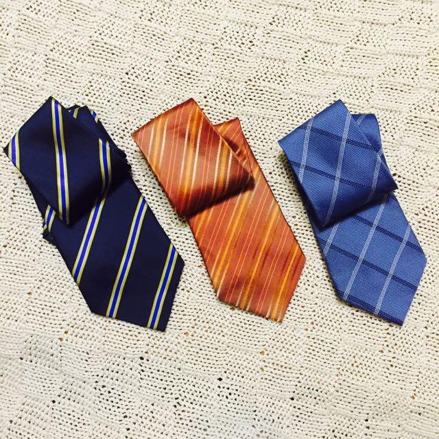 Boss 領帶
