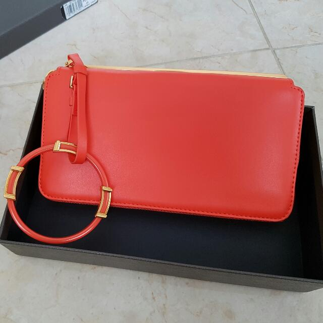 Brand New And Authentic Charles And Keith Wallet