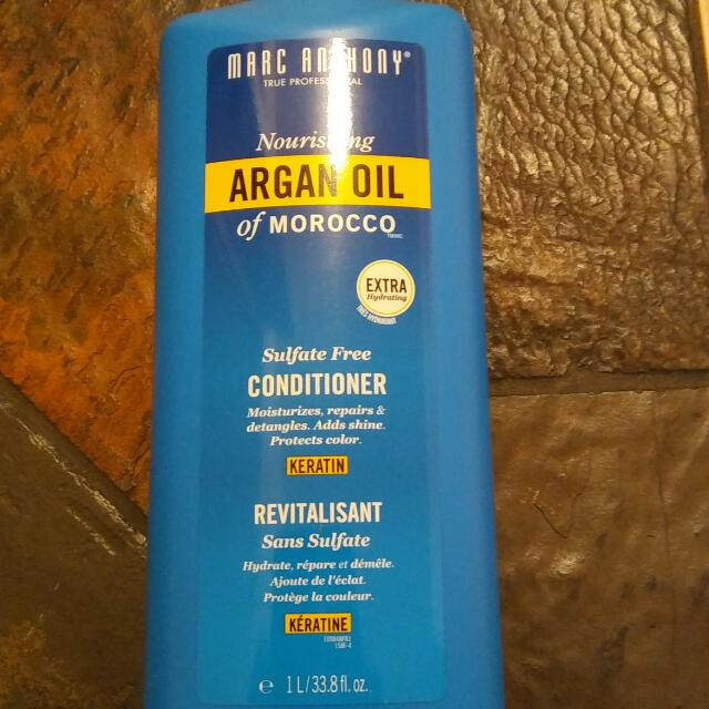 Brand New Marc Anthony Argan Conditioner