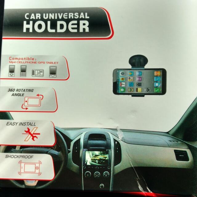 Car Phone Holder (Brand New)