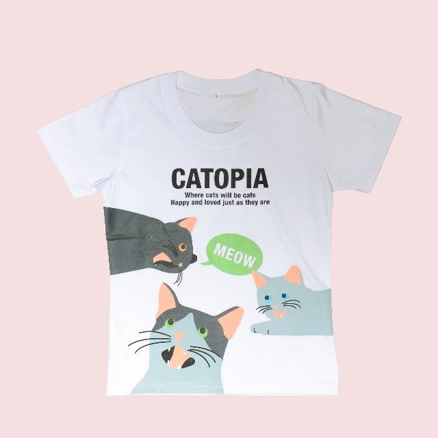 Catopia Tee