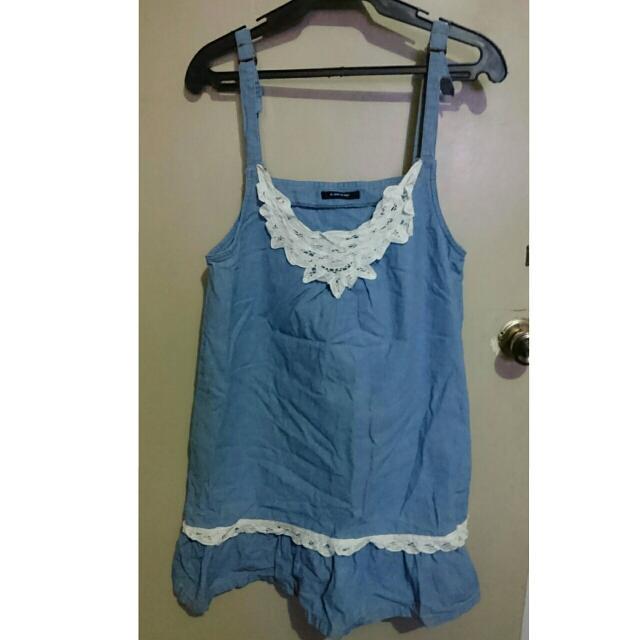 Denim Dress/Top