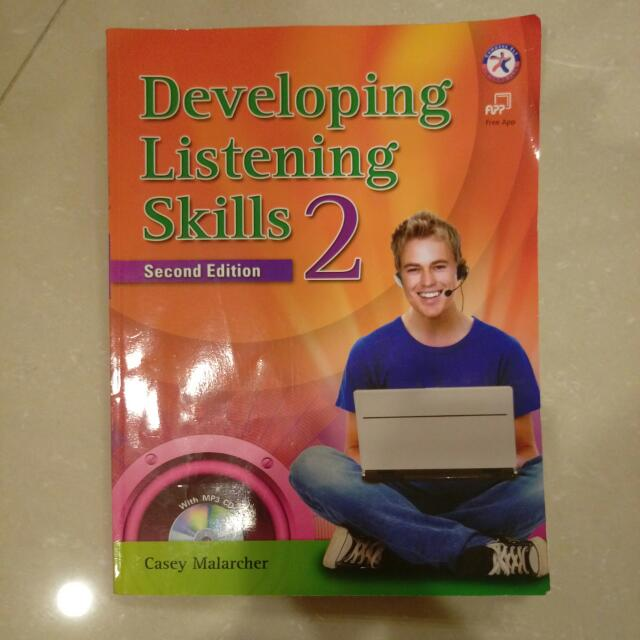 Developing Listening Skills 2(附英聽CD)