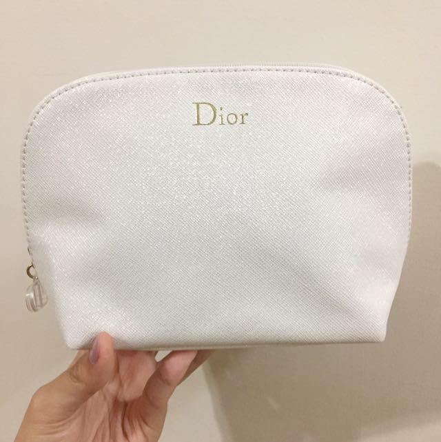 Dior化妝包💕