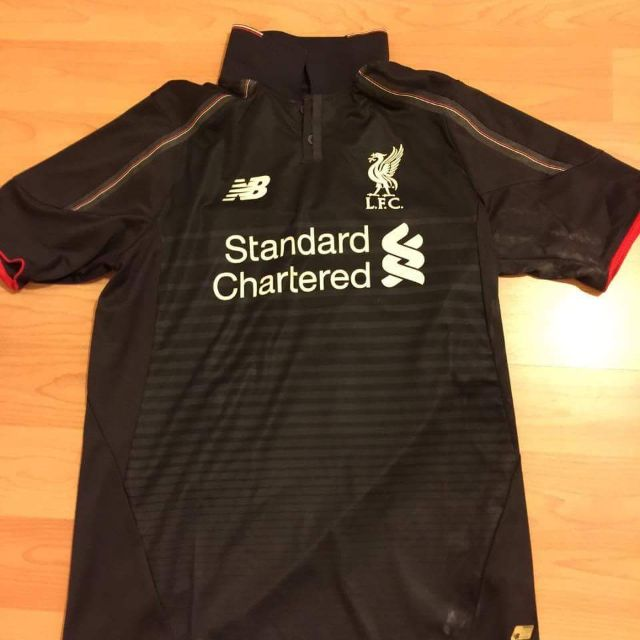 Emre Can Match Worn Liverpool shirt vs Southampton Capital