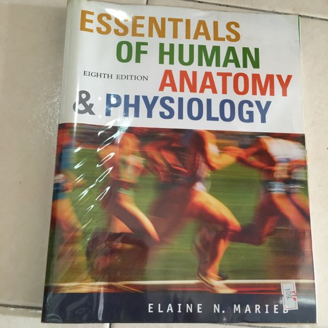 Essentials Of Human Anatomy And Physiology, Books