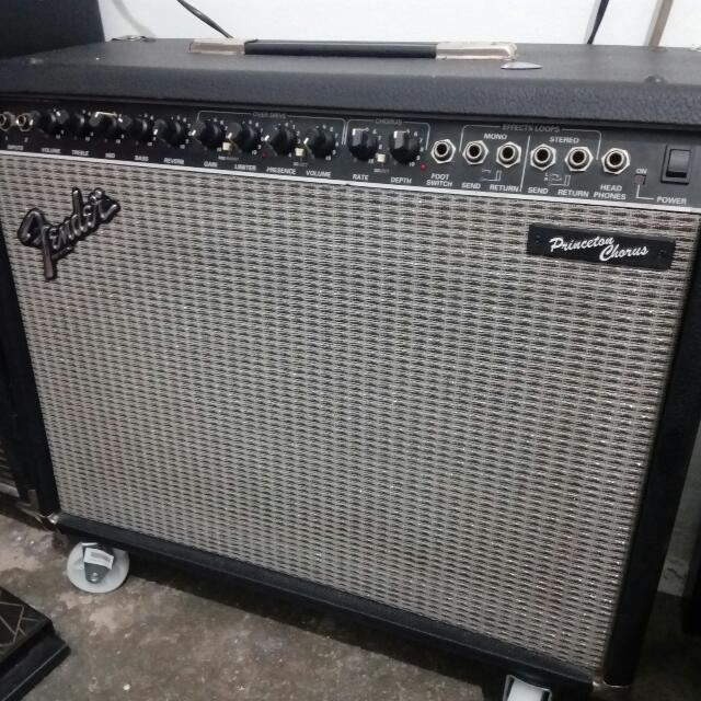 Fender Princeton Chorus 125w USA