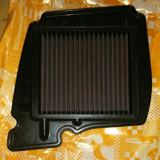 Fz16 KnN Reuseable Air Filter. Just Need To Wash At Workshop Than Can Use.