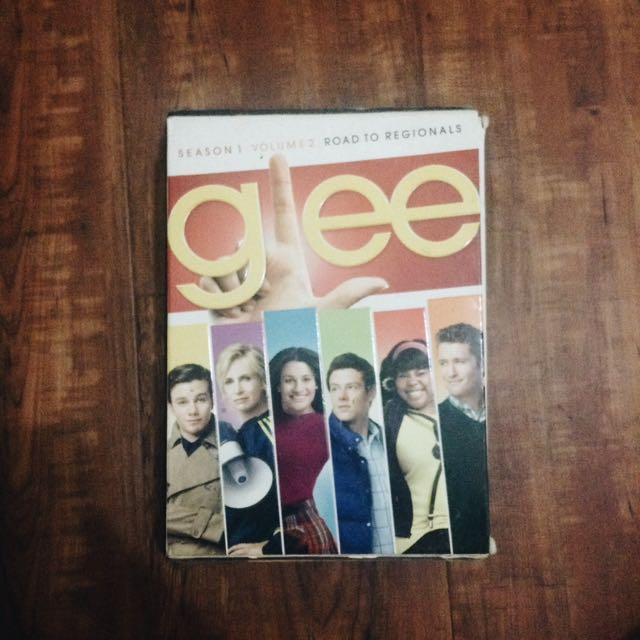 Glee DVD Season 1 Volume 2: Road To Regionals