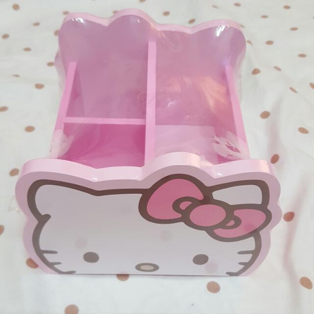 Hello Kitty 置物盒