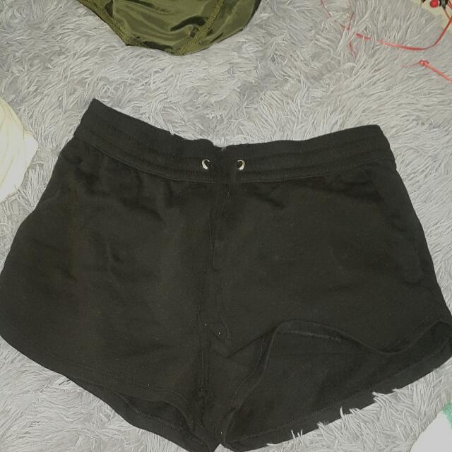 H&M Basic Sweat Short Pants