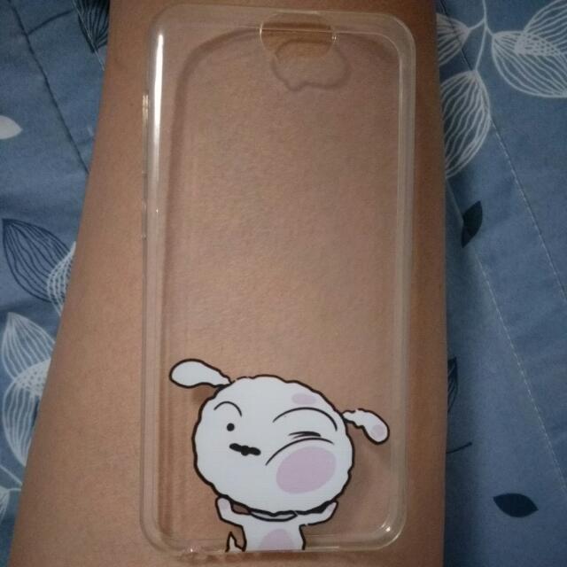 HTC A9透明保護軟殼
