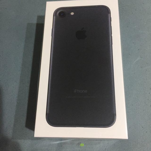 I Phone 7 4.7 32G 霧黑