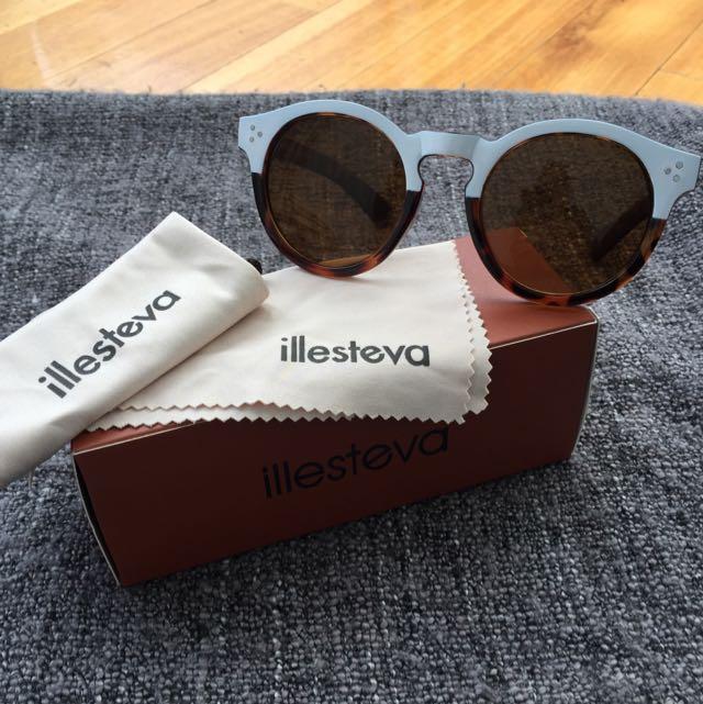 Illesteva Leonard II Style Sunglasses
