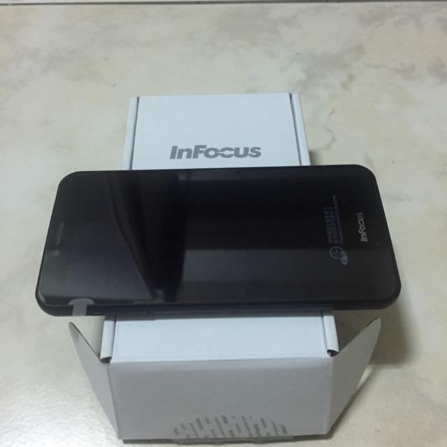 InFocus M377