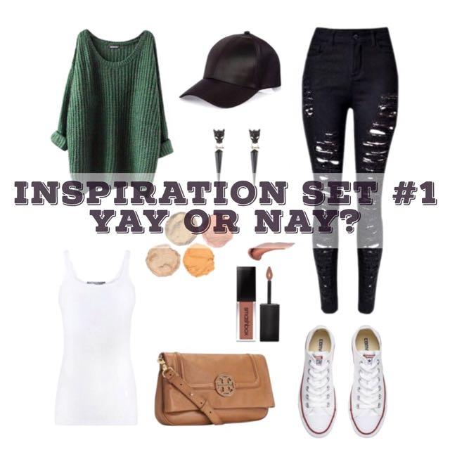 Inspiration Set #1