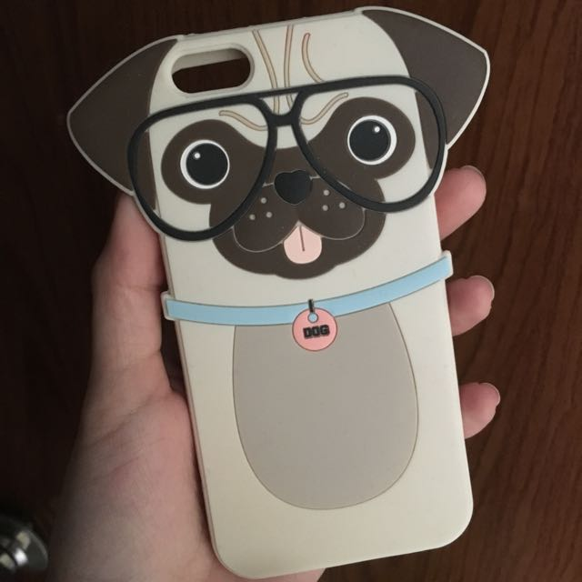 Iphone 6/6s Dog Case (Bershka)
