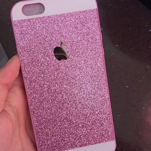 Iphone 6 Glitter Case