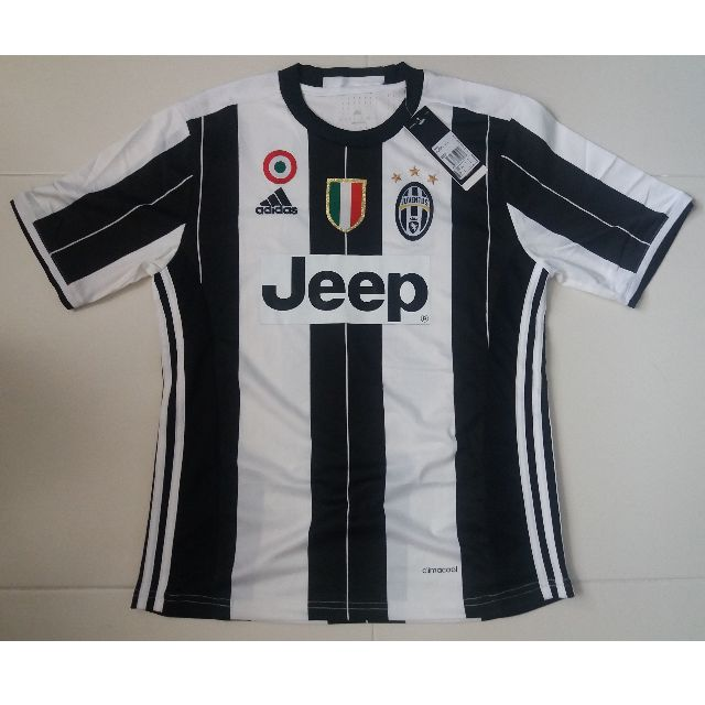 fb42983b385 Juventus 16/17 Home Jersey #21 DYBALA Size S, Sports, Sports Apparel ...