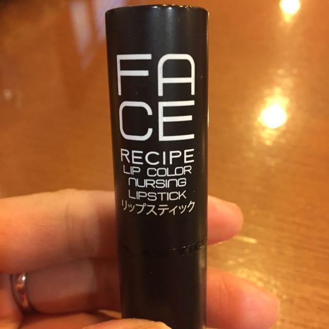 Lipstik Face Recipe