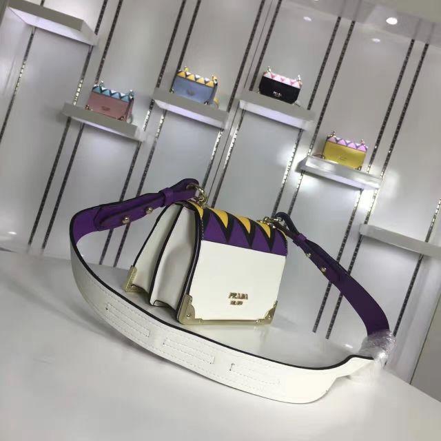 Luxury handbags Prada bag women luxury fashion handbags vintage bags with logo leather crossbody bags for bolsos mujer de marca famosa