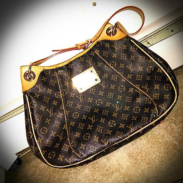 LV Monogram Canvas Handbag