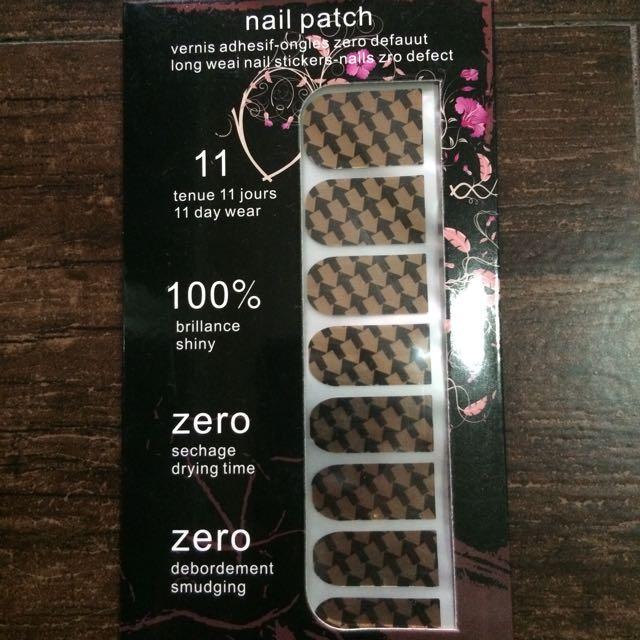 Nail Patch