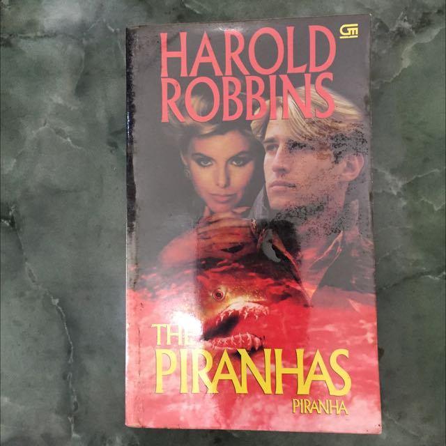 Novel By Harold Robins