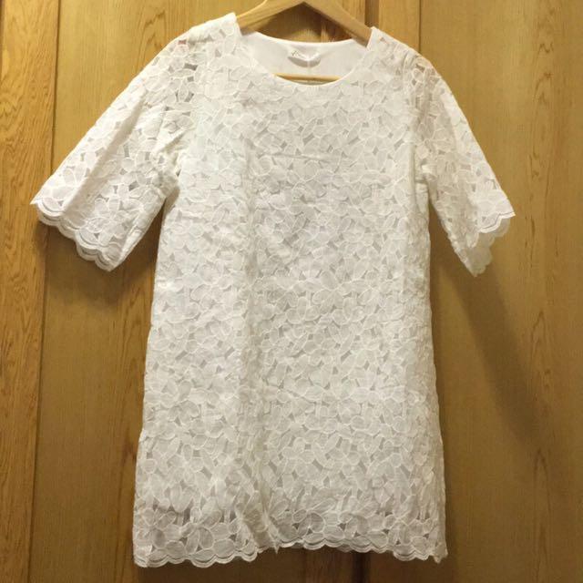 【Pazzo】蕾絲洋裝