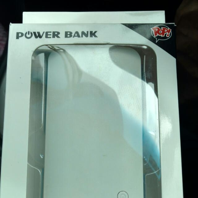 Powerbank 20k mah With Flashlight (Brand New)