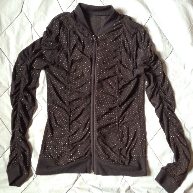 Preloved Black Jacket