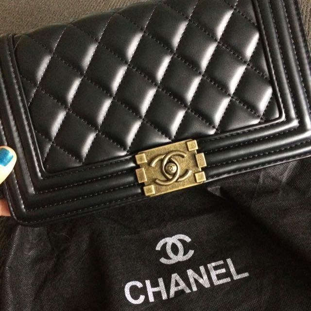 Replica Chanel Boy