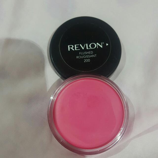 Revlon Cheek Stain 'Flushed Rougissant'