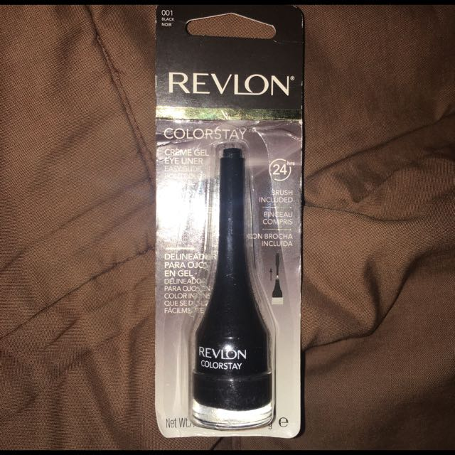 Revlon Colorstay Eyeliner in Black