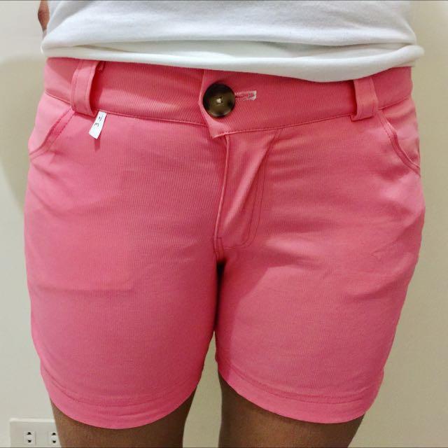 Semi Highwaist Shorts