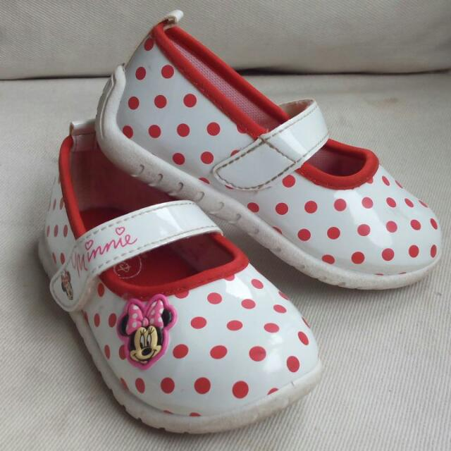 Sepatu Merk Disney Ori Made In Taiwan