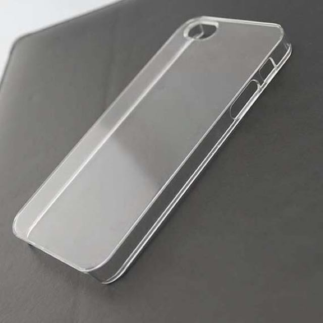 Silicone Case available for iPhone 5, 5S