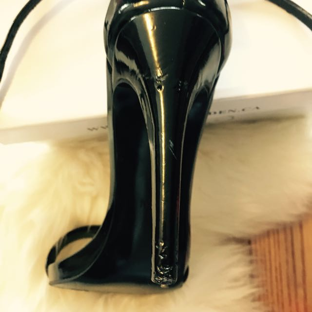 Steve Madden Patent Leather Heels