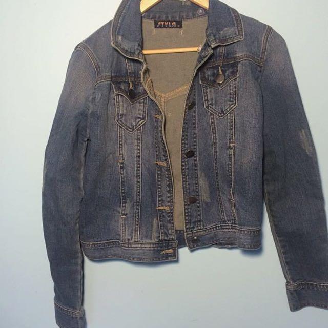 Styla Denim Jacket