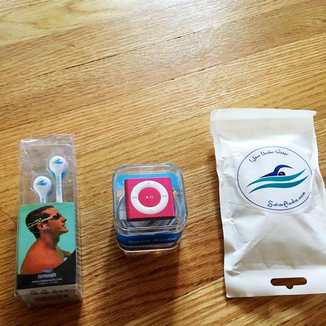 Swim Audio iPod & Earphones